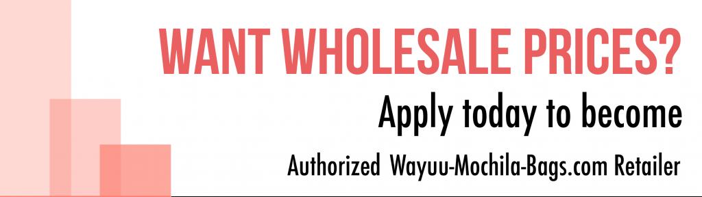 Whole Registration 1 Worldwide Wayuu Mochila Bags