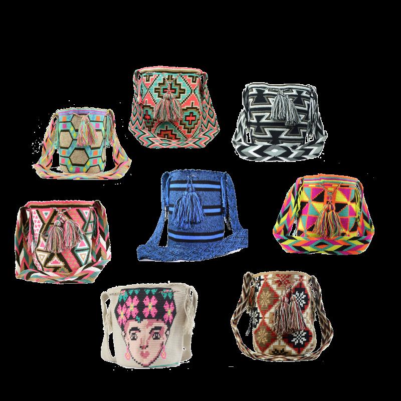 Design - Large - Wayuu Mochilas