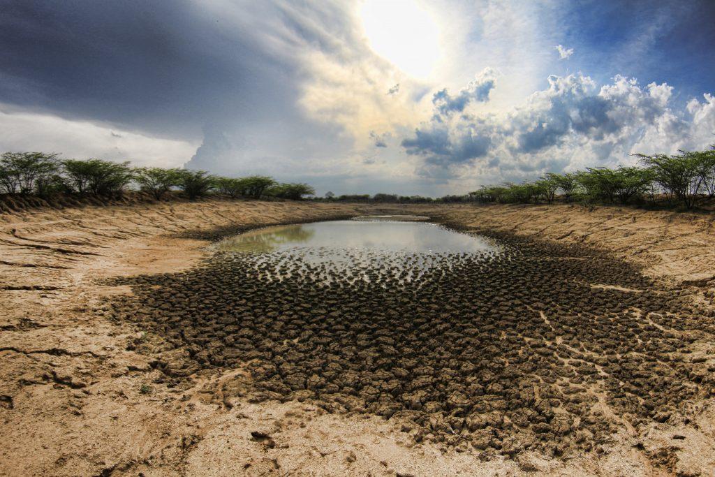Desierto de la Guajira, Colombia. Lugar de nacimiento de las mochilas Wayuu