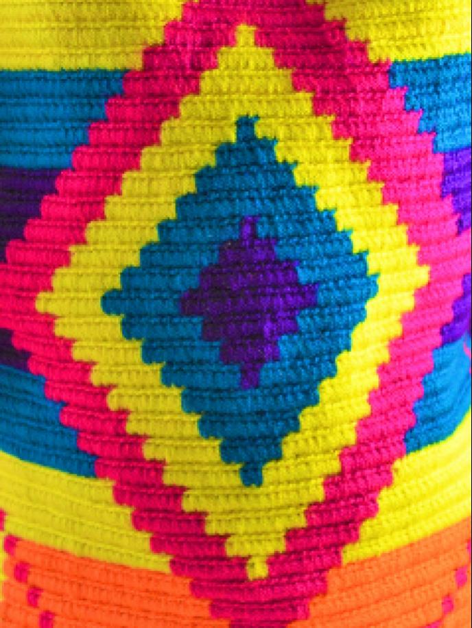 wayuu patterns wayuu bags