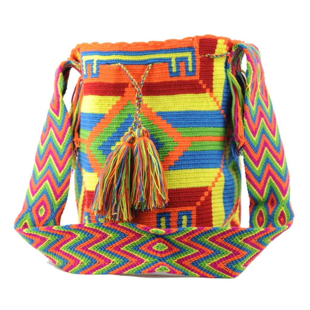 Tejido Wayuu. Single Thread y Double Thread – Wayuu-Mochila-Bags.com.co