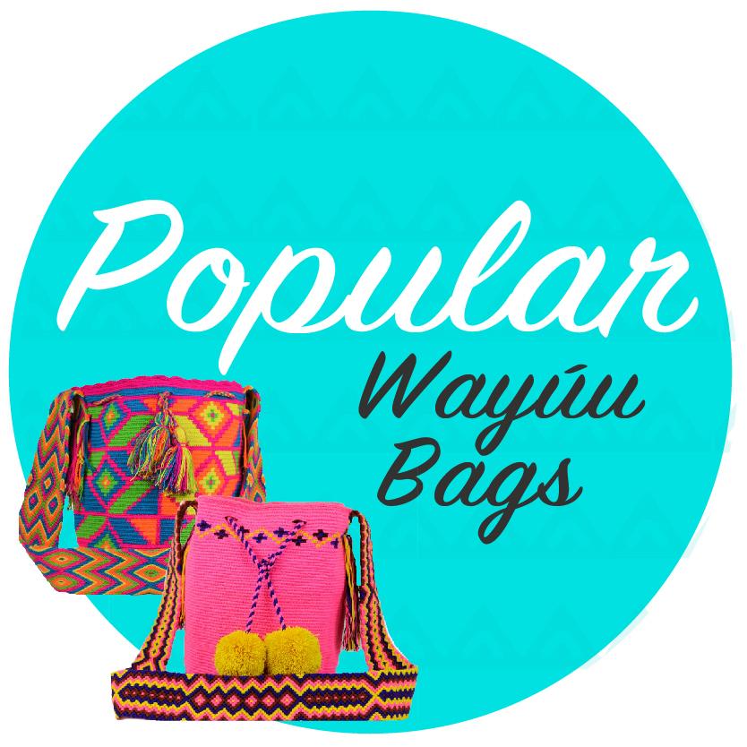 Popular Wayuu Bags