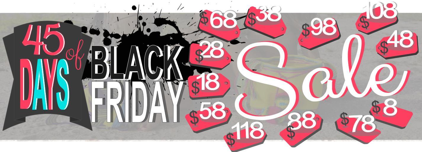 wayuu bags Black Friday sale
