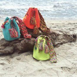 Solid Wayuu Bags - RO